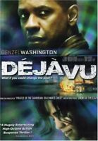 Deja Vu DVD