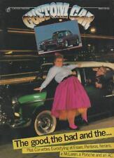 CUSTOM CAR MAGAZINE  MARCH 1984  FORD FIESTA XR2   LS