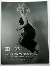 Marilyn Monroe (cover & inside) Audrey Hepburn, Brigitte Bardot, Sophia Loren