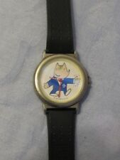 1992 BARCELONA OLYMPIC GAMES COBI MASCOT WATCH COOB Javier Mariscal QUARTZ AS-IS