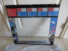 glass POLE POSITION 2 ORIGINAL 24 5/8-22 1/2''  arcade game monitor bezel cfl1