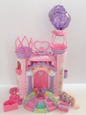My Little Pony Celebration Castle 2 Ponies Accessories Playset Musical Lights