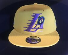 Takashi Murakami ComplexCon x Los Angeles Lakers Eye Cap Gold New Era