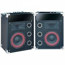 BT 200 RSQ SPEAKERS 200 WATTS PROFESSIONAL SOUND KARAOKE BAR CLUB HOME