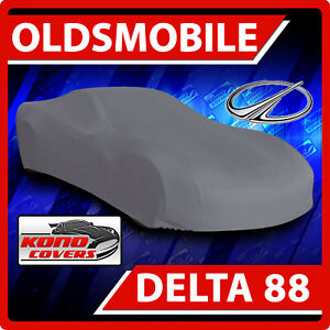 [OLDSMOBILE DELTA 88] CAR COVER- Ultimate Full Custom-Fit All Weather Protection