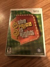 The Price Is Right Nintendo Wii Cib XP3