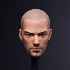 "1/6 Dou Zhanshen Holy Monk Beard Ver. Head Model F 12"" Male Body Toy Gift"