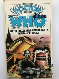 Doctor Who The Dalek Invasion of Earth by Terrance Dicks