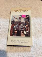 City of Joy (VHS, 1992) Patrick Swayze Pauline Collins Om Puri