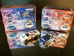 Kevin Harvick #29 #2 GM Goodwrench AC-Delco 2 Car Set Busch Champ Rookie OT Year