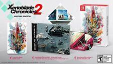 Xenoblade Chronicles 2 - Special Edition [Nintendo Switch, Artbook, Soundtrack]
