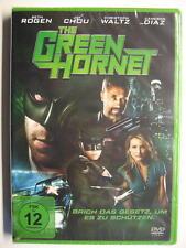 THE GREEN HORNET - BRICH DAS GESETZ UM ES ZU SCHÜTZEN - DVD - OVP