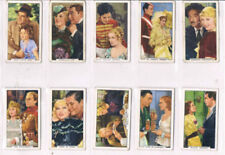 UK Issue Collectable Gallaher Cigarette Cards Film/Film Stars