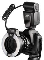 Viltrox JY-670C E-TTL Macro LED Ring Flash Speedlite Light for Canon DSLR Camera