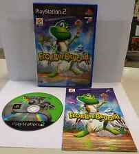 Console Game Gioco SONY Playstation 2 PS2 PSX2 Play PAL ITALIANO FROGGER BEYOND
