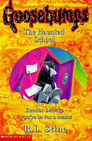 The Haunted School (Goosebumps: 59), Stine, R. L. , Acceptable   Fast Delivery