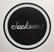 Jackson Guitars 7 Inch Metal Sign