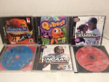 Dreamcast Games Lot Of 6 Need Resurfacing.