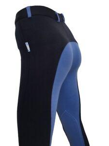 Ladies Jodhpurs Blue Jodphurs Womens Blue Riding Pants. Sizes 8 to 24