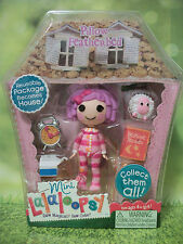 Mini Lalaloopsy Pillow Featherbed Number 1 of Series 1 New in Box