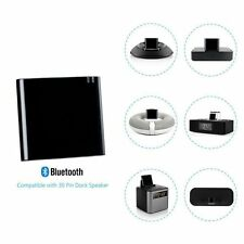 Bluetooth A2DP Music Receiver Stereo Adapter for iPod iPhone 4S 3GS Dock Speaker