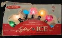 PARAMOUNT LIGHT SET - 7 SOCKET 'LIGHTED ICE'