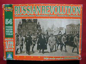 Russian Revolution Figures Nexus Atlantic 1/72 Tsar Nicholas II Bolsheviks