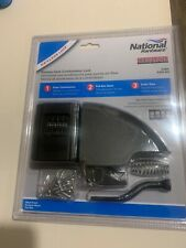 National Hardware Yard lock Keyless Gate Combination Lock