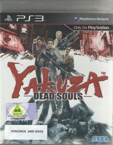 Yakuza: Dead Souls - Playstation 3