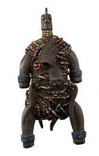 Poupee Namji de Fecondité Cameroun Statue Africaine  AA1185
