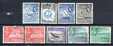 Aden mixed QE II era mixed collection,stamps as per scan(9708)