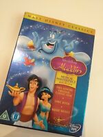 Dvd  ALADDIN EN INGLES Y CASTELLANO (SPAIN/ENGLISH)(EDICION ESPECIAL)