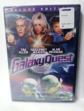 Galaxy Quest (Dvd, 2019) New comedy Tim Allen Sigourney Weaver Alan Rickman