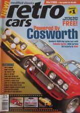Retro Cars magazine July 2003 Issue 1