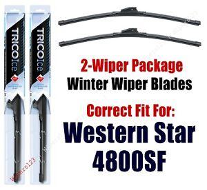 2019 Western Star 4800SF WINTER Wipers 2-Pack Super-Premium - 35200x2