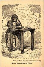 CPA  Le Mont Saint-Michel- Martin Bernard dans sa Prison  (245851)