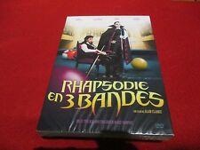 """DVD NEUF """"RHAPSODIE EN 3 BANDES"""" Phil DANIELS, Alun ARMSTRONG / Alan CLARKE"""