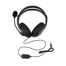 Wired Gaming Headset Headphones with Microphone for Sony PS4 PlayStation 4 US B2
