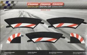 Carrera Evo/Excl./Digital, Innenrand  Kurve 1/60°  (20551)