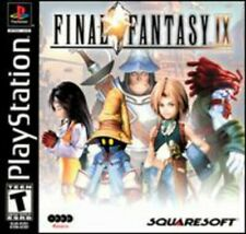 Final Fantasy 9 - Playstation (Video Game New)