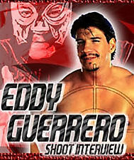 Eddie Guerrero Shoot Interview Wrestling DVD, WCW WWE