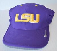 Nike Dri-Fit Legacy 91 Purple/Gold LSU Collegiate Hat