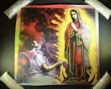 "Steve Kaufman, Original ""Virgin Mary"" numbered 11/25. Hand signed SAK, with COA"