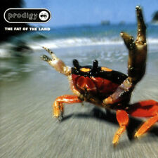 Prodigy - The Fat Of The Land 2x vinyl LP IN STOCK NEW/SEALED