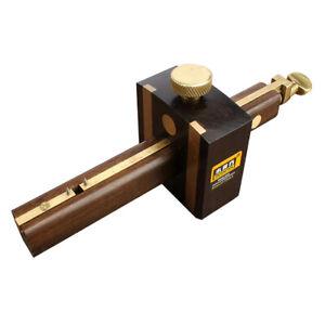 Marking Mortise Gauge Carpentry Scribe Brass Woodworking Scraper Tool Mark