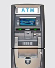 GenMega G2500 Stand Alone Retail Atm, 1K Cassette