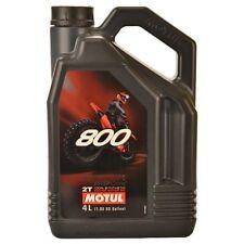 Motul 800 2T Factory Line Off Road 4 litri