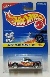 1996 Hot Wheels Race Team Series III Chevy 1500 534 5SP