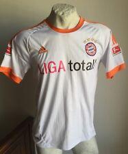 MAGLIA CALCIO ADIDAS BAYERN MUNICH LIGA TOTAL FOOTBALL SHIRT 2012 AWAY SIZE XL