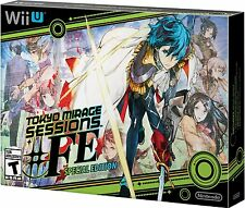NEW Tokyo Mirage Sessions #FE: Special Edition (Nintendo Wii U, 2016)